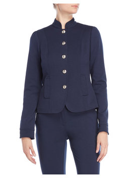 Ponte Military Jacket by Tommy Hilfiger