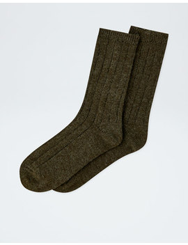 Chaussettes épaisses Style Montagnard by Pull & Bear