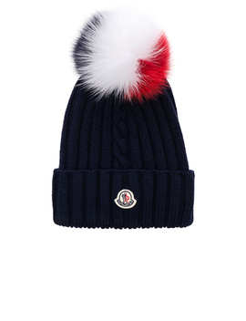 Beanie by Moncler