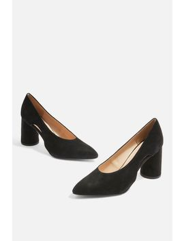 Ginger Cut Out Court Shoes by Topshop