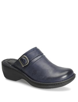 Avoca Leather Clogs by Born