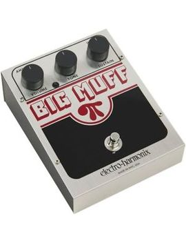 Electro Harmonix Big Muff Pi Distortion/Sus<Wbr>Tainer Pedal by Electro Harmonix