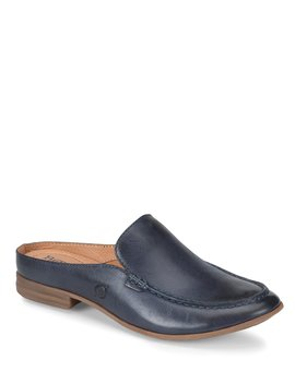 Graham Leather Mules by Born