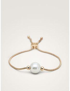 Armband Mit Perle by Massimo Dutti