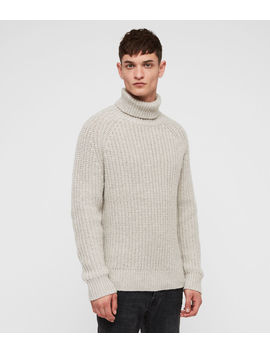 Mast Funnel Neck Sweater by Allsaints