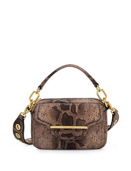 Hasp Snake Mini Crossbody by Henri Bendel