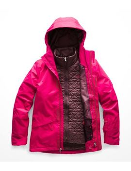 Women's Thermo Ball™ Snow Triclimate® Jacket by The North Face