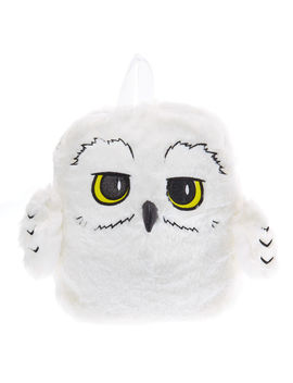 Harry Potter™ Hedwig Backpack   White by Claire's