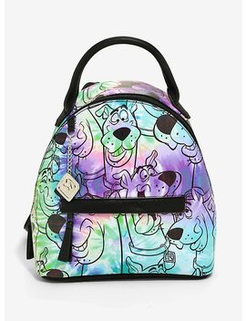 Scooby Doo Tie Dye Mini Backpack by Hot Topic