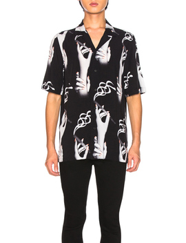 E Cig Resort Shirt by Ksubi