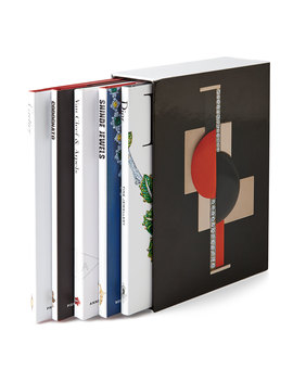 Jewelry Memoire: Five Book Slipcase Set by Neiman Marcus