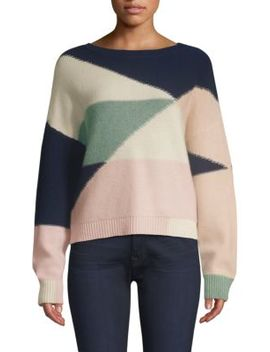 Megu Colorblock Sweater by Joie