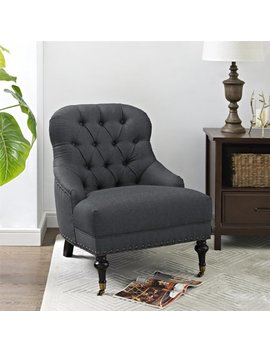 Better Homes & Gardens Tufted Accent Chair, Multiple Colors by Better Homes & Gardens