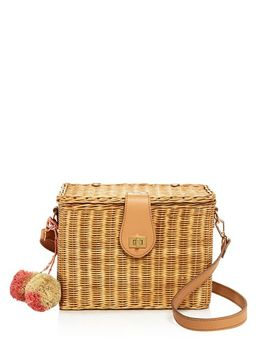 Aletta Straw Tote   100 Percents Exclusive by Kayu