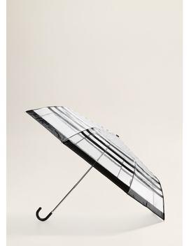 Parapluie à Rayures by Mango