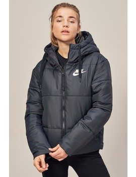 Nike Black Reversible Synthetic Fill Jacket by Next