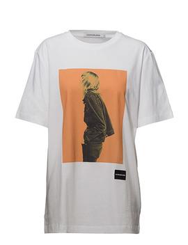 Graphic Boyfriend Fit Tee by Calvin Klein Jeans