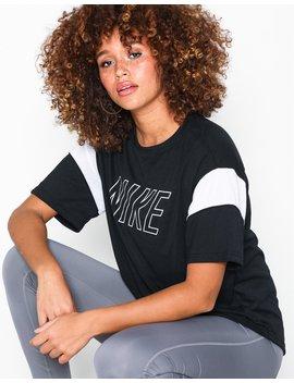 W Nk Dry Tee Crw Ss Fam by Nike
