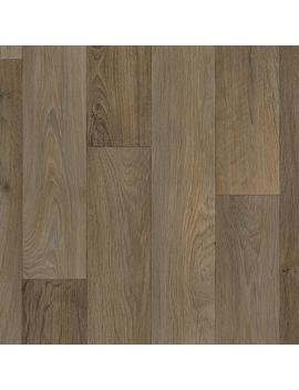 Greyed Oak Plank 12 Ft. Wide X Your Choice Length Residential Vinyl Sheet by Traffic Master