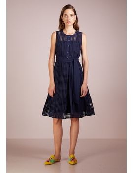 All Over Eyelet Dress   Day Dress by J.Crew