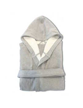 T Y Group Boxer Large Bathrobe In Grey by Bed Bath And Beyond