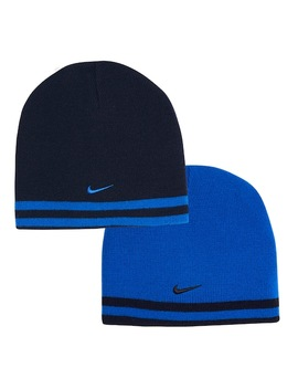 Boys Nike Reversible Striped Beanie Hat by Kohl's