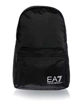 Logo Backpack by Ea7
