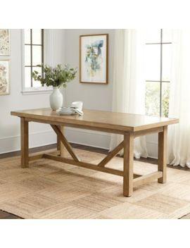 Willis Dining Table by Ballard Designs
