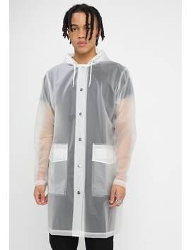 Hooded Coat   Regenjas by Rains