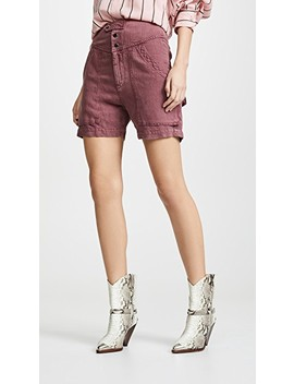Lainey Shorts by Isabel Marant Etoile