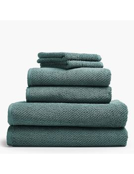 Coyuchi® Air Weight Organic Six Piece Towel Set by Coyuchi
