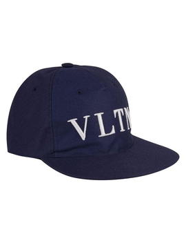 Vltn Baseball Cap by Valentino
