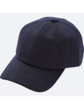 Wool Cashmere Blend Cap by Uniqlo