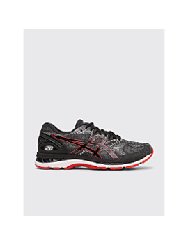 Asics Gel Nimbus 20 Black / Red by Très Bien