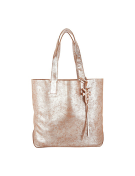Frye Leather Carson Tote by Qvc