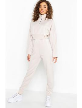 Basic Cuffed Jogger by Boohoo