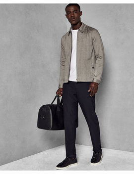 Slim Fit Sporty Trousers by Ted Baker