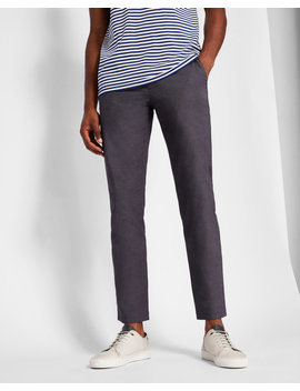 Classic Fit Textured Chinos by Ted Baker