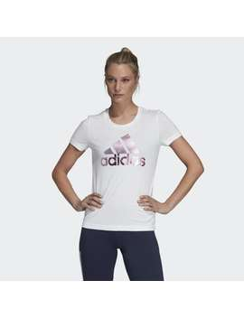 Badge Of Sport Foil Tee by Adidas