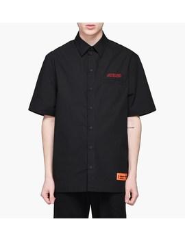 Ctnmb Short Sleeve Shirt by Heron Preston