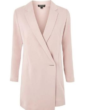 Ex Top Shop Womens Spring Longline Blazer Dress by Ebay Seller