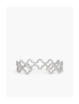 Clover Twist Cuff by Talbots