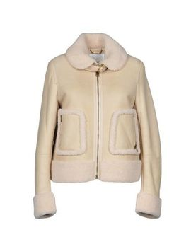 ChloÉ Leather Jacket   Coats & Jackets by ChloÉ