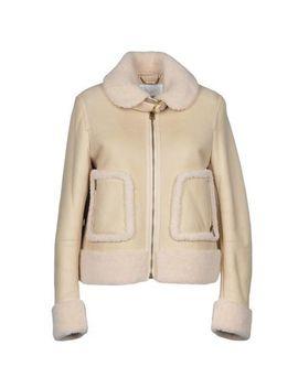 ChloÉ Leather Jacket   Coats & Jackets by ChloÉ
