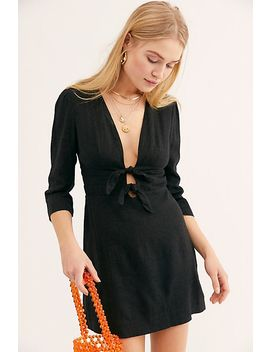 Tied Together Mini Dress by Free People