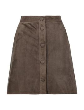 Helmut Lang Mini Skirt   Skirts by Helmut Lang