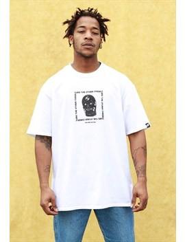 Malade Nation T Shirt White   Dummy by Malade Nation