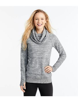 Bean's Cozy Pullover, Marled by L.L.Bean