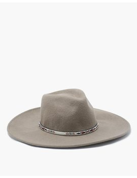 Wyeth™ Jackson Rancher Hat by Madewell
