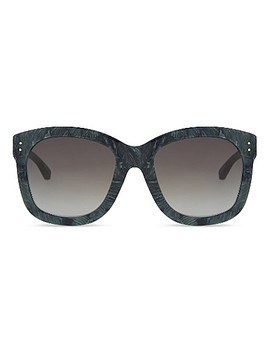 Lfl513 Oversized Sunglasses by Linda Farrow